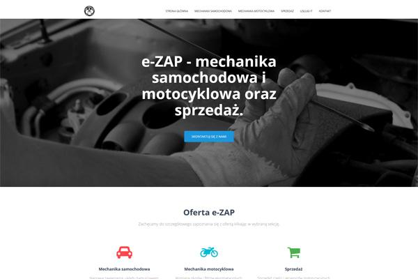 e-ZAP - mechanika samochodowa i motocyklowa