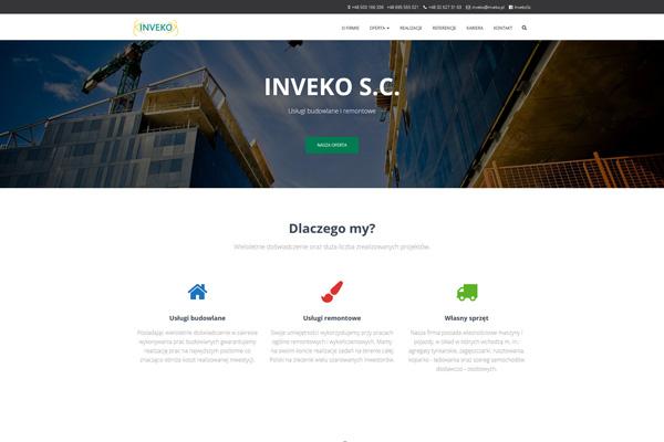 INVEKO S.C. - Usługi budowlane i remontowe