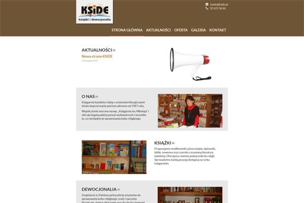KSiDE - książki i dewocjonalia