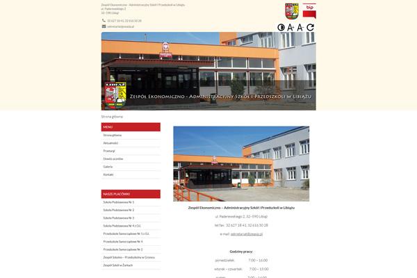Zespół Ekonomiczno - Administracyjny Szkół i Przedszkoli